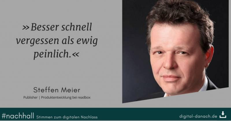 #nachhall von Steffen Meier