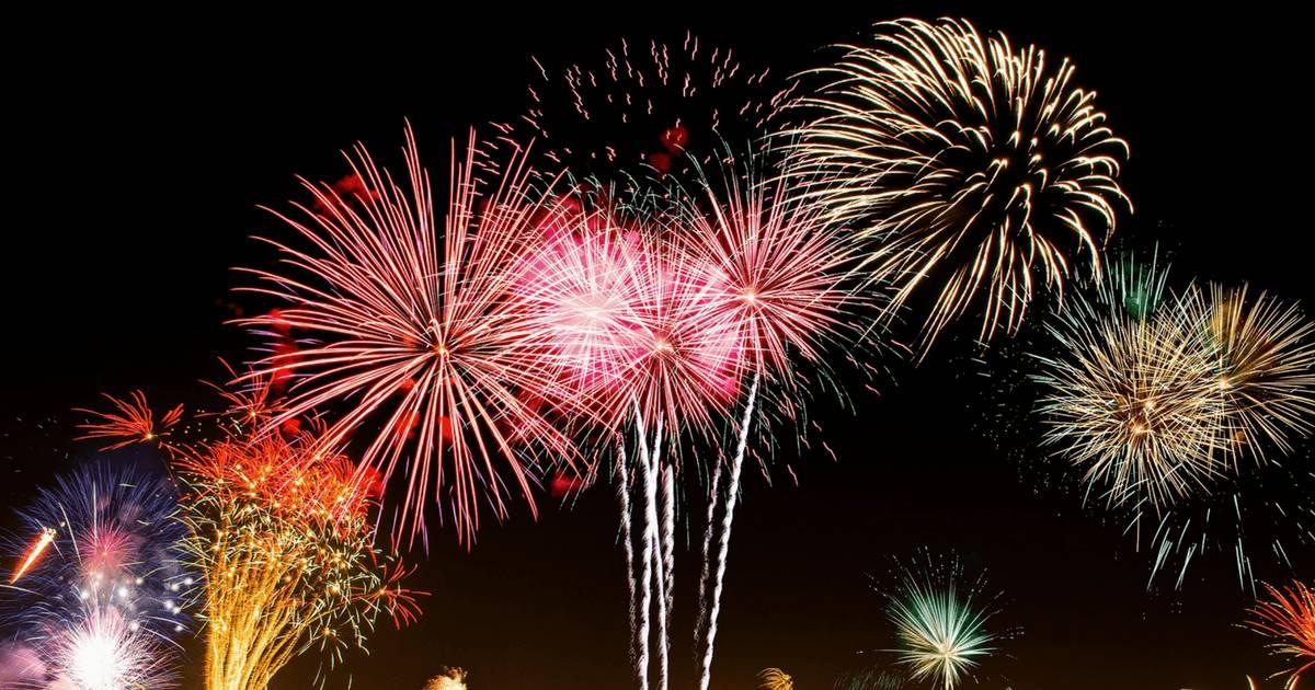 Bild von Feuerwerk