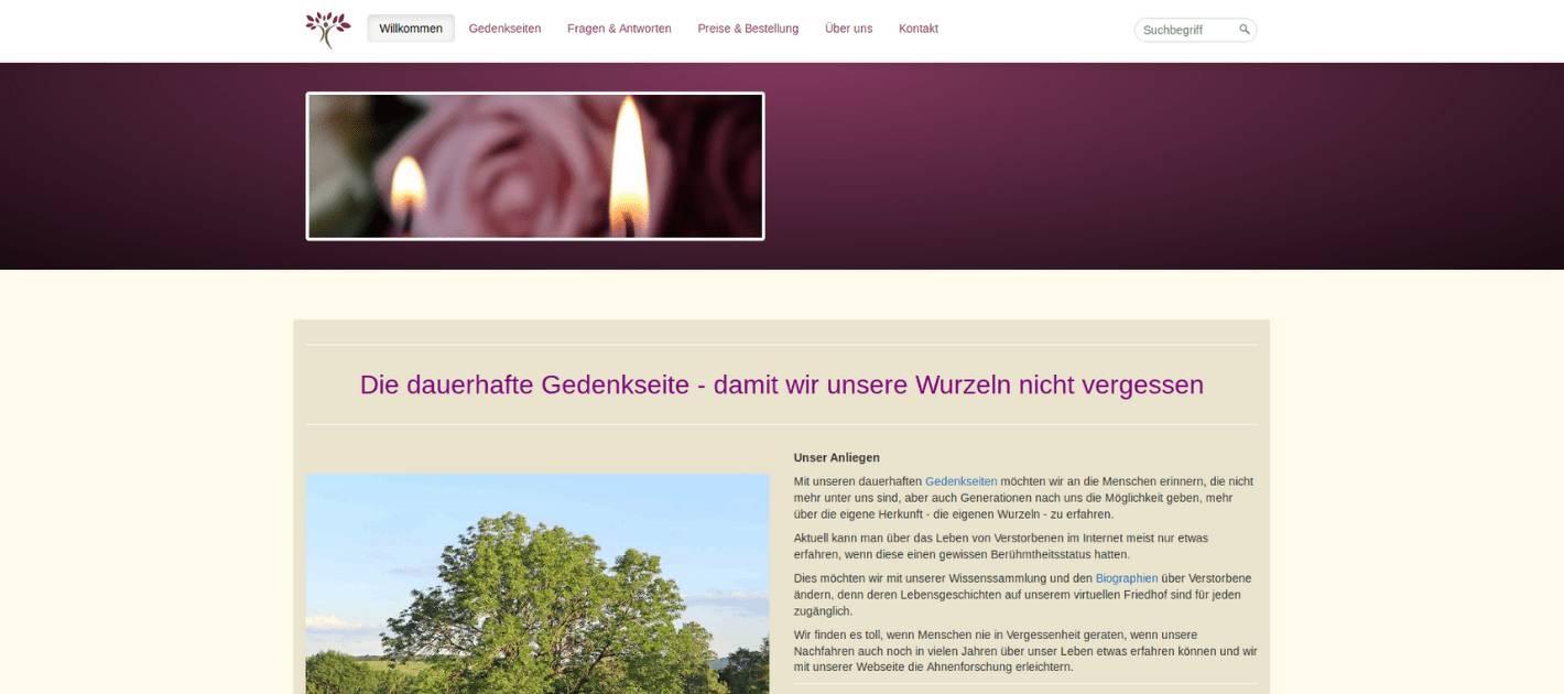 werwarwer.de Screenshot