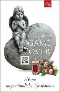 Buch mit dem Titel Game Over von T. Benkel und M Meitzler