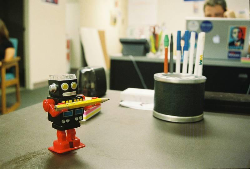Schreibtisch-Roboter: Chatbots sind das heiße Thema im September 2016