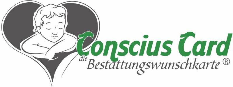 Headergrafik: Logo der Conscius Card