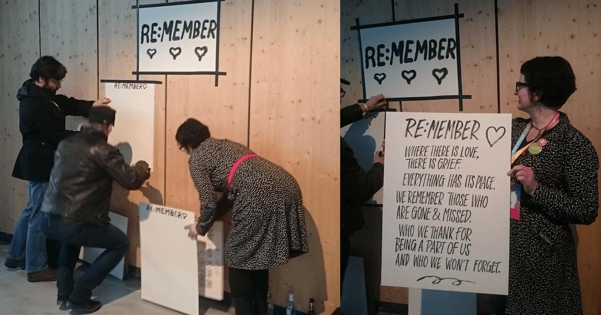 re:member: Gedenkkultur auf der re:publica