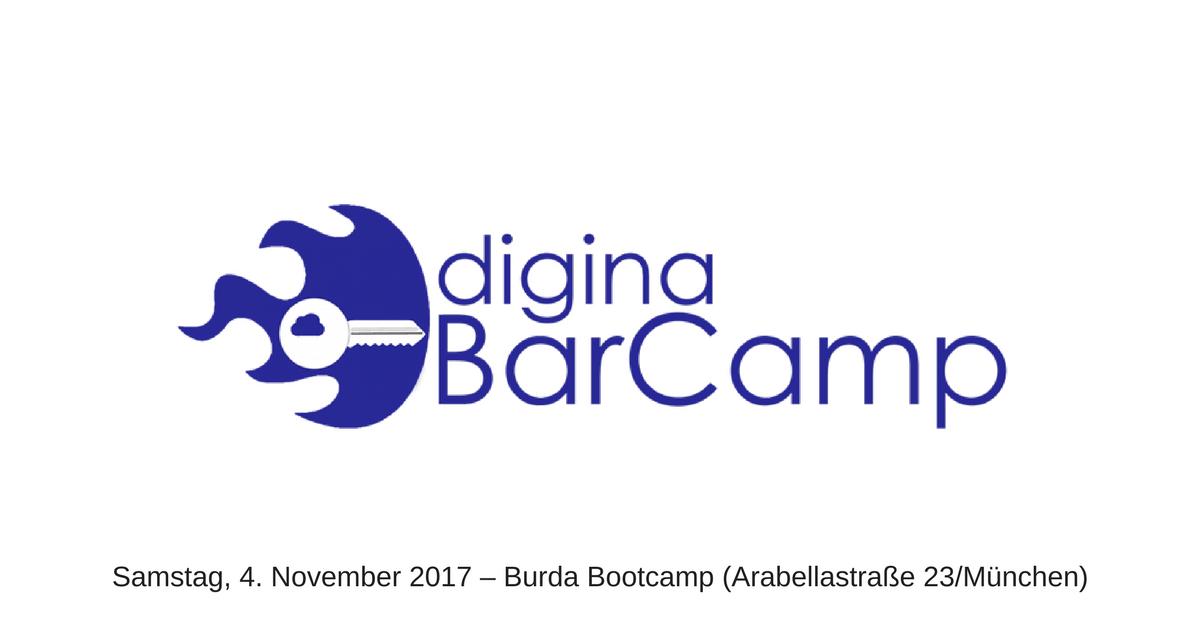 digina Barcamp 2017 Das Barcamp zu digitalem Leben und digitalem Nachlass