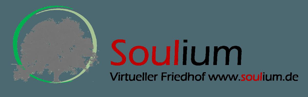 Logo: Online-Friedhof Soulium