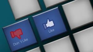 Facebook - Daumen