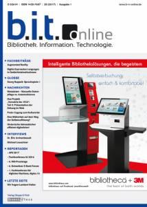 Cover b.i.t.onine 1/2017