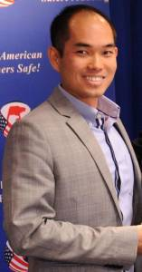 """Tom Nguyen, developer of Blockchain's """"Dead Man's Block"""""""