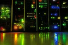 Server-Farm für unsere Daten